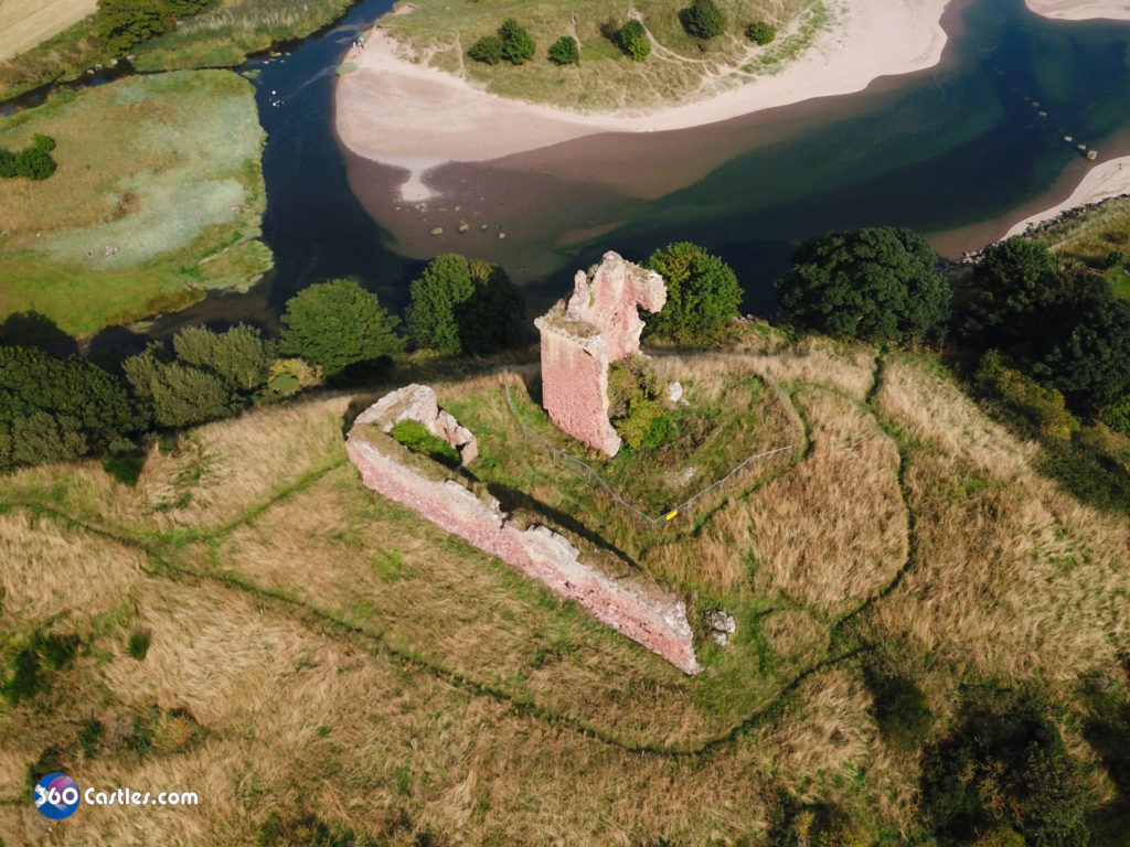 Red Castle Drone